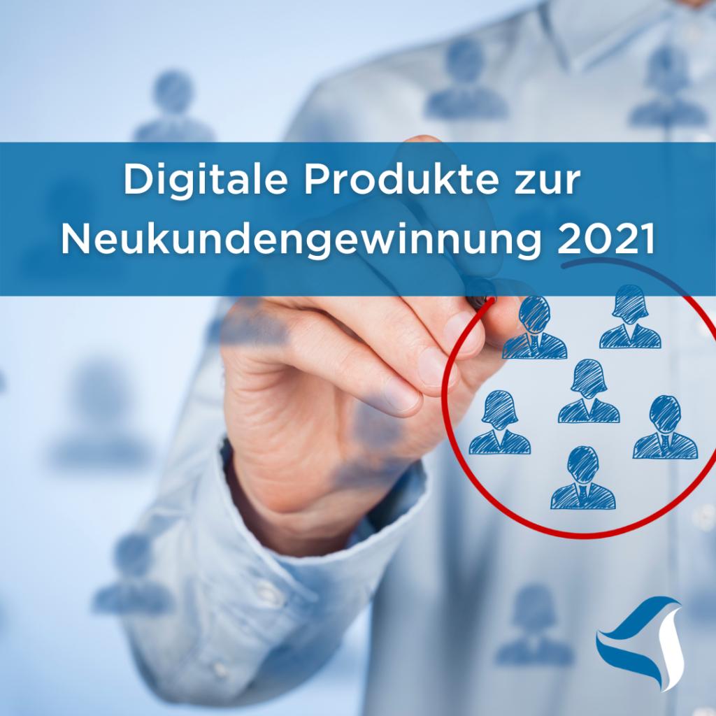 Digitale Produkte zur Neukundengewinnung Online-Marketing Agentur Cloppenburg Niedersachsen